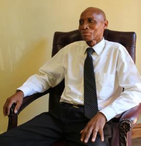 Jacob Mpakathi